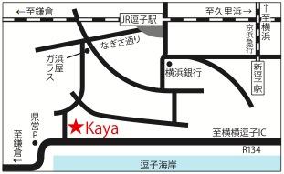 Kaya地図