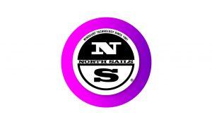 North Logo blackberry