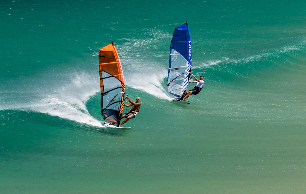 Switch Blade & Oxygen 2018_Diony Guadagnino(V-69)& Ramon Pastor(ESP-72)_Tarifa, Spain Ⓒ Equipe Trading Content Pool