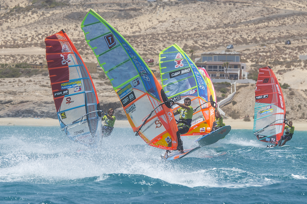 Ross Williams(GBR-83)@ Fuerteventura, July 2017 All Photo by John Carter_pwaworldtour.com