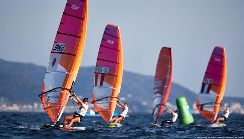 All Photo by RS:X OLYMPIC WINDSURFING CLASS