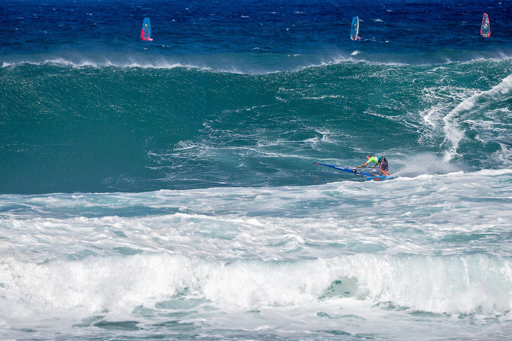 All Photo by IWT / Si Crowther Aloha Classic 2016 Winner_Kevin Pritchard(US-3)