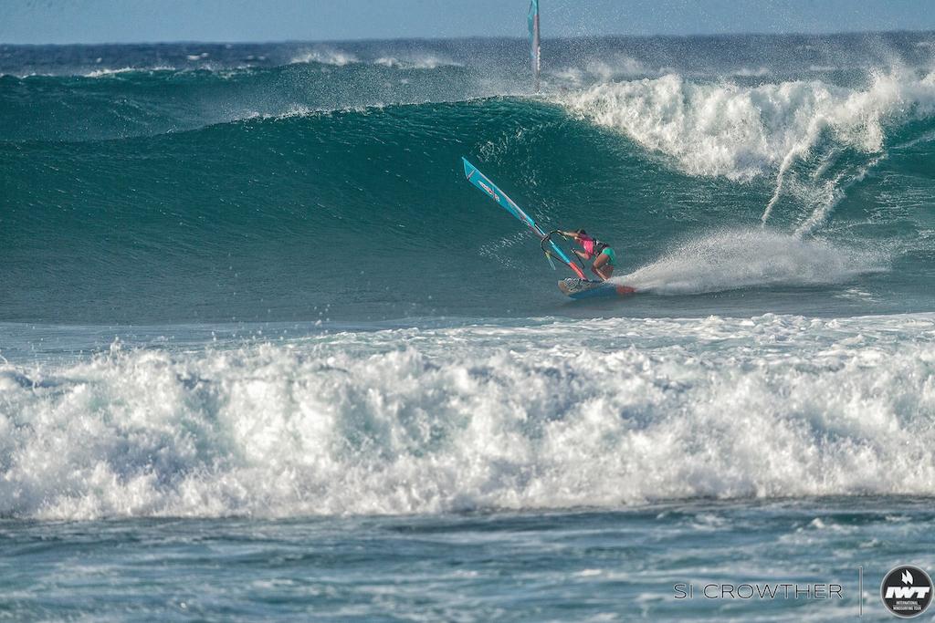 Motoko Sato(J-0)@ Hookipa Beach Park, Maui, Hawaii『Aloha Classic 2017』