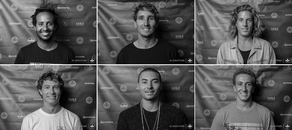 Boujmaa Guilloul(M-3)| Morgan Noireaux(HI-101)| Federico Morisio(I-676) Russ Faurot(US-785)| Bernd Roediger(US-1113)| Jake Schettewi(US-25)