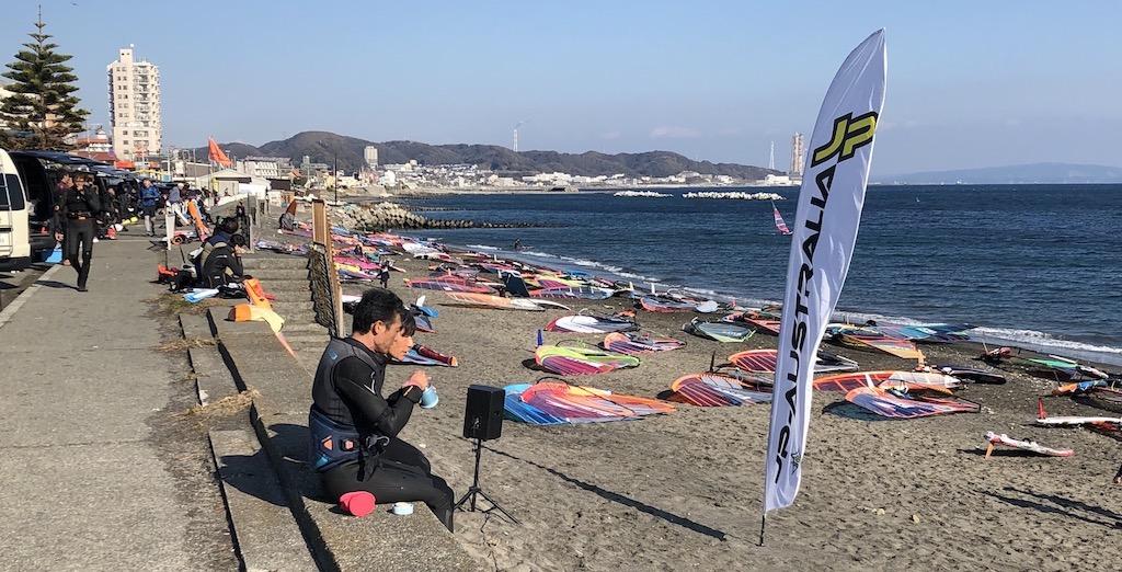 Yokosuka-Miura Slalom Series #1 / NeilPryde-JP Cup_2019.01.13
