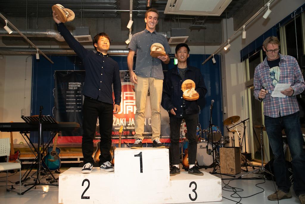 ユース(U-21) ▶︎ 杉琢磨 / JPN(2位)|ジェイク・シェテウィ / USA(1位)| 石井孝良 / JPN(3位)||松井晴 / JPN(4位)
