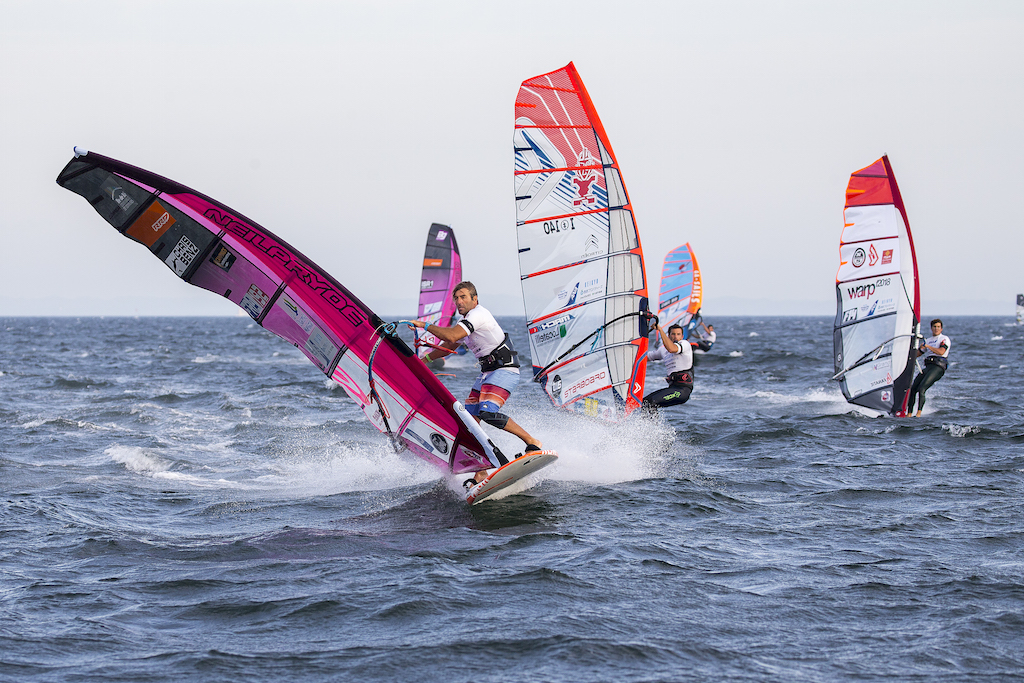 SLALOM_Fly! ANA Windsurfing World Cup Yokosuka Japan 2018 / Ⓒ pwaworldtour.com_John Carter
