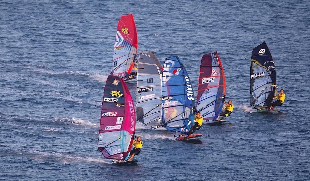 Antoine Albeau(FRA-192)|Ross Williams(GBR-83)|Norio Asano(JPN-25)