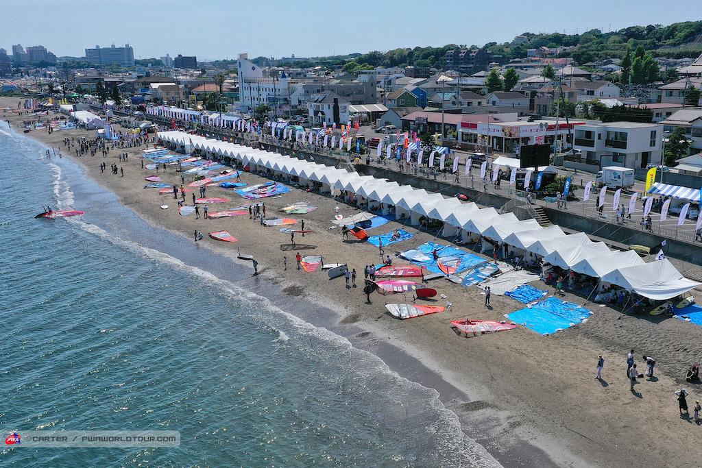 Tsukuihama-Beach, Event Site