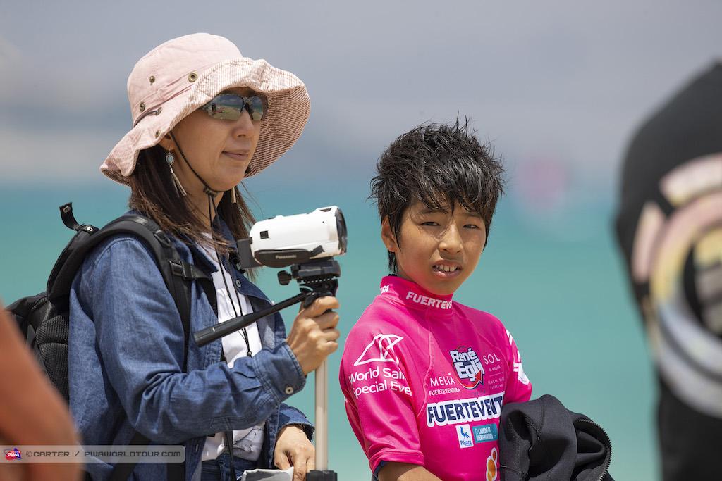 Takumi Moriya, 12 Years Old Lake Hamana to The World