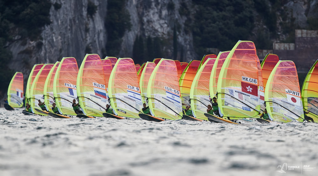 2019 RS:X Windsurfing World Championships / ⒸOfficial International RS:X Class Association