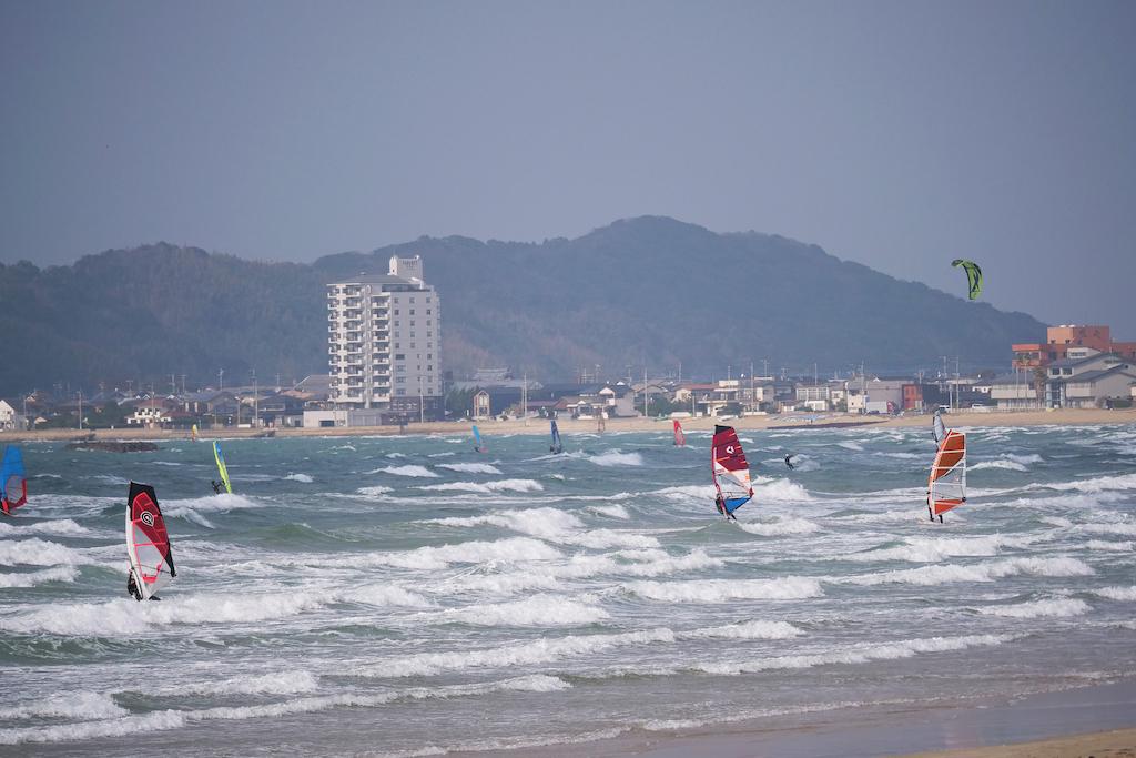 2020. Junuary, Fukuma-Beach, Fukuoka