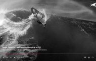 "Jason Polakow's Epic Windsurfing Trip to ""Cloud-Break"" Fiji"