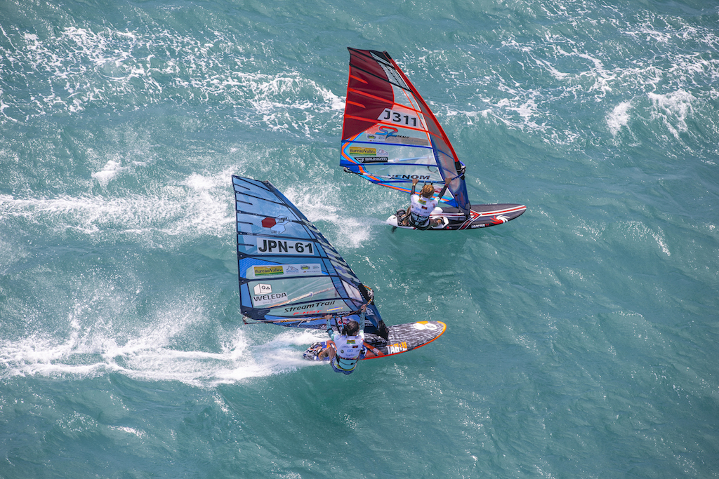 Ayako Suzuki(JPN-61)/ New Caledonia 2019_ⒸJohn Carter_pwaworldtour.com