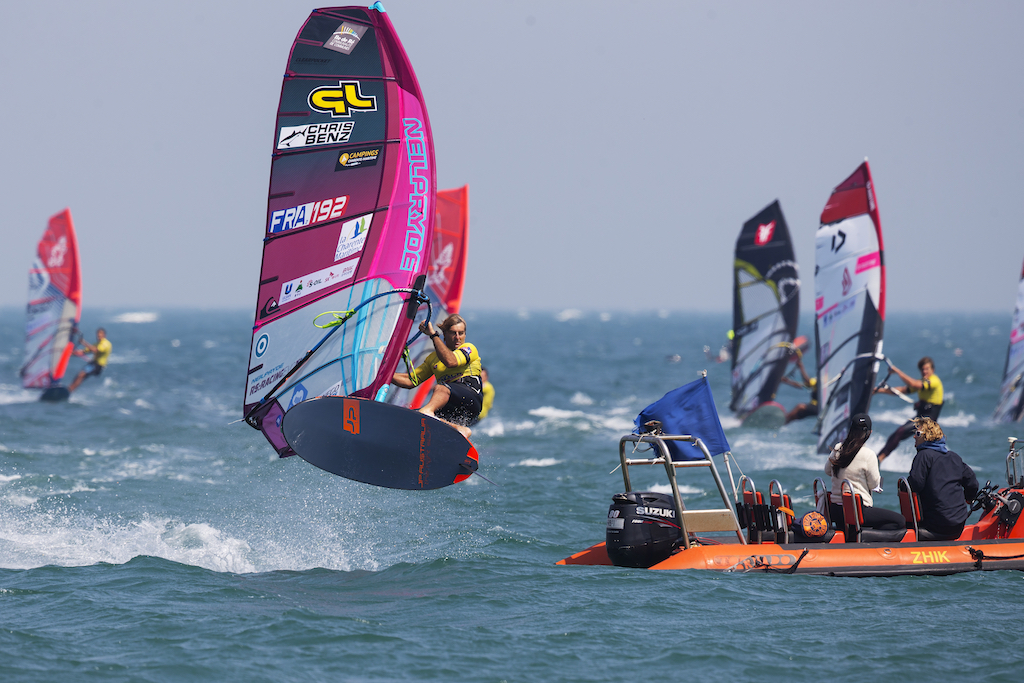 Antoine Albeau(FRA-192)@ Korea 2019 / ⒸJohn Carter_pwaworldtour.com ※The photos posted here are images. Not the one at the time.