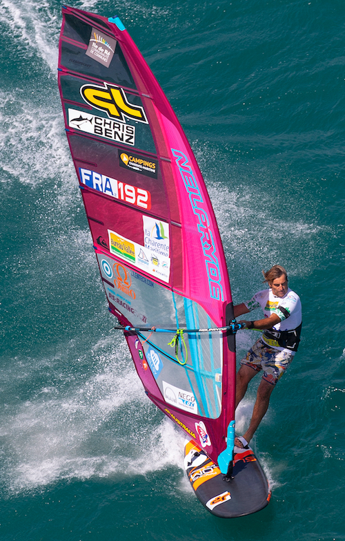 Antoine Albeau(FRA-192)New Caledonia 2019 / ⒸJohn Carter_pwaworldtour.com