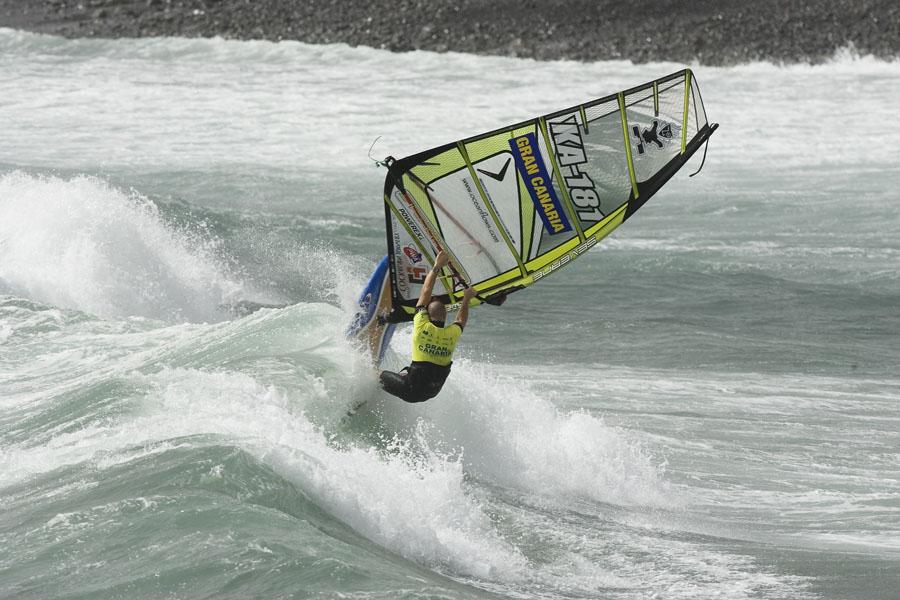 Scott McKercher(KA-181)@ Gean Canaria 2007 / ⒸJohn Carter_pwaworldtour.com