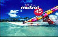 ミストラル45周年記念カレンダー プレゼント
