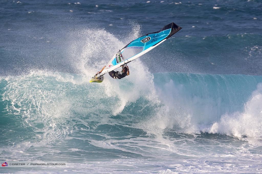Josh Stone(USA-6)@ Aloha Classic Maui 2015/ ⒸJohn Carter_pwaworldtour.com