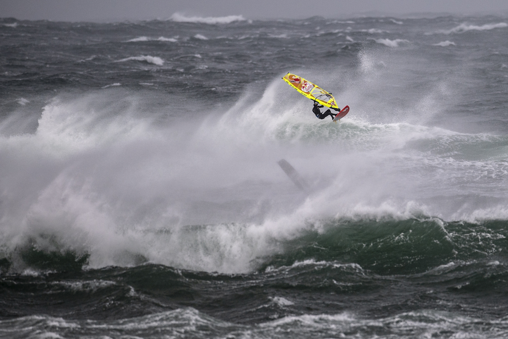 Thomas Traversa(F-3)Red Bull Storm Chase 2019 / ⒸRed Bull Content Pool