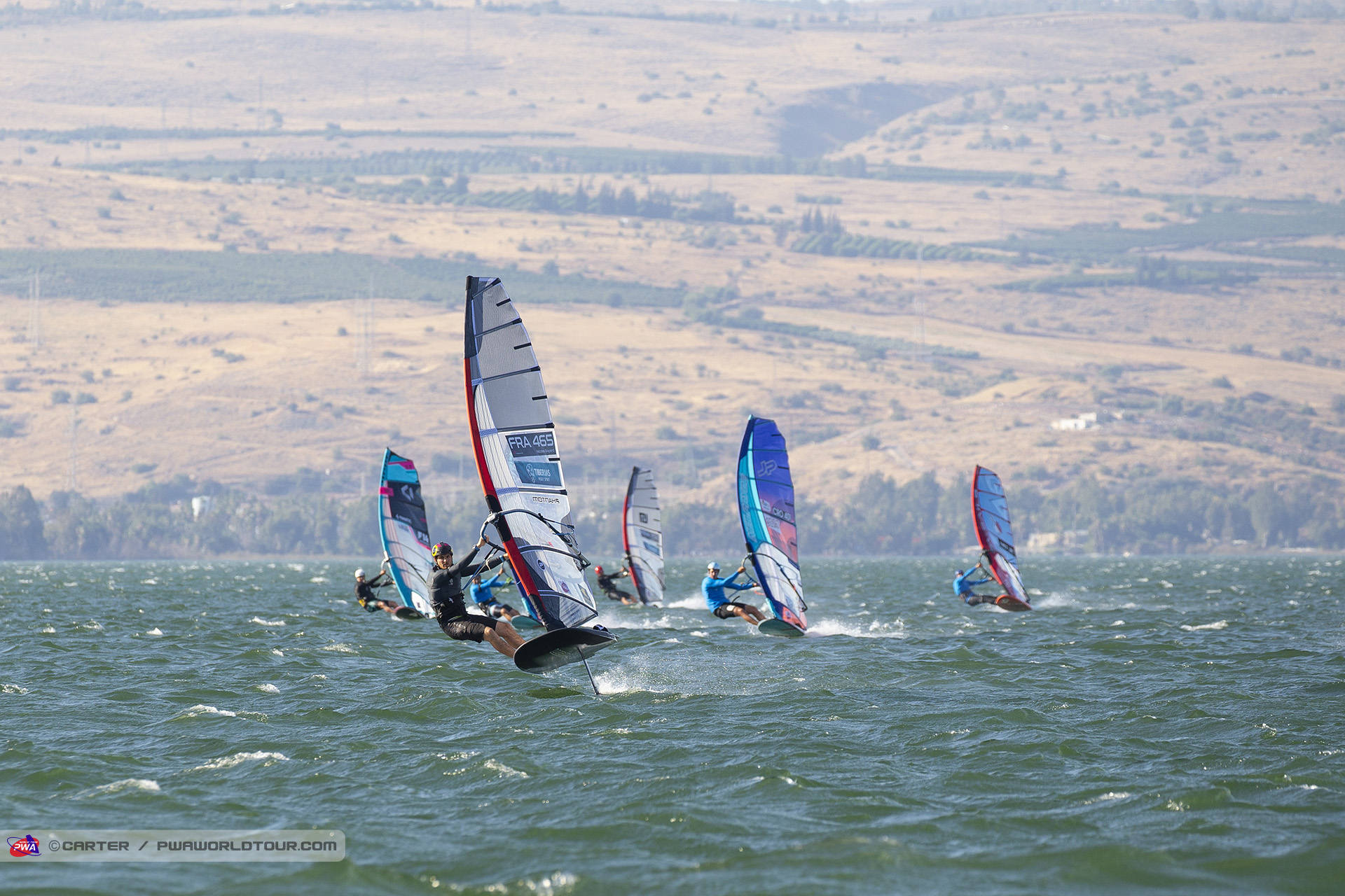 Nicolas Goyard(F-465)on Top/ ⒸJohn Carter_pwaworldcup.com
